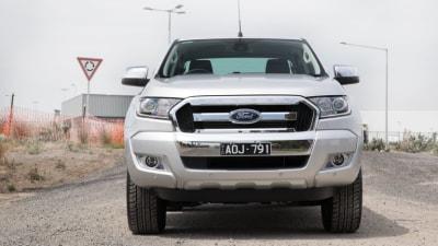 2018 Ford Ranger recalled