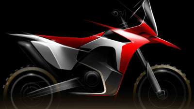 Honda To Challenge For Dakar Honours