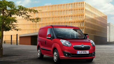 2012 Vauxhall Combo Announced, Australian Launch Unconfirmed