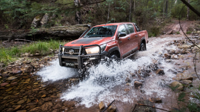 New Toyota HiLux Rugged and Rogue – price and features