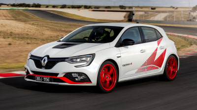 2020 Renault Megane RS Trophy-R review