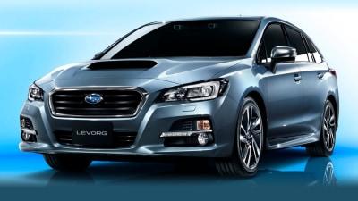 Subaru Levorg Confirmed For Australia
