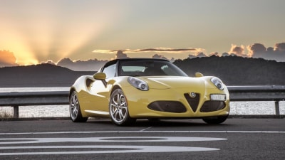 Alfa Romeo 4C Coming In For 2018 Upgrade
