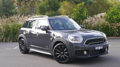 2017 Mini Countryman Cooper SD Review | Upsize Fits All