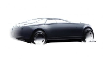 Rolls-Royce reveal first sketches of new RR4
