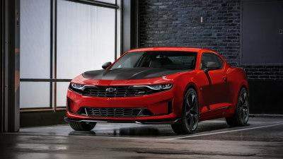 2019 Chevrolet Camaro detailed