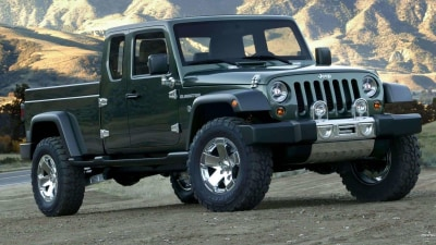 2019 Jeep Wrangler Ute: Name And Engine Details Leaked