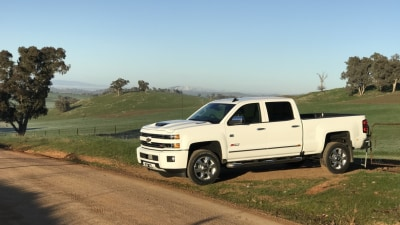 Road trip: Hitting the highway with the 2018 Chevrolet Silverado