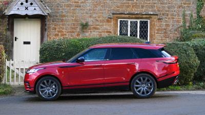 Range Rover expands Velar range