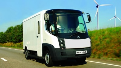 UK Manufacturer Modec: First Commercial Electric Van To Gain EU-wide Approval