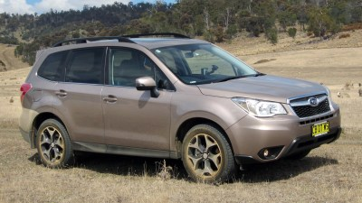 Subaru Forester Review: 2015 2.0D Diesel Automatic