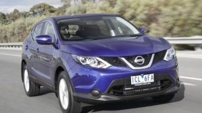 Nissan Qashqai TS new car review