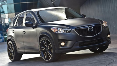 Mazda Rolls Out CX-5 And MX-5 Concepts