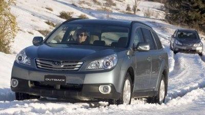 2010 Subaru Outback Diesel Launched In Australia