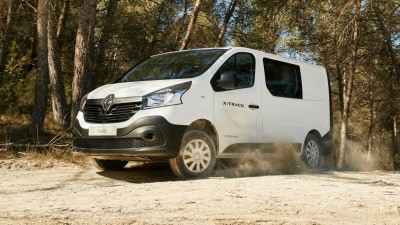 Mitsubishi Express to return as Renault-built van for Australia