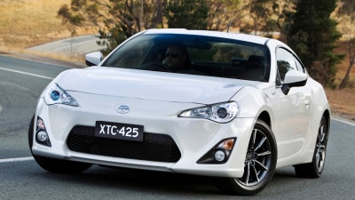 2012 Toyota 86 First Drive Review