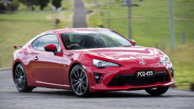 Toyota 86 future 'not decided yet'