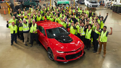 """Holden Special Vehicles says it's """"business as usual"""" as it negotiates with General Motors to establish GMSV"""
