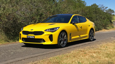 2018 Kia Stinger GT Review | A Convincing Combination Of Performance And Luxury