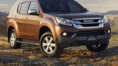 2014 Isuzu MU-X: Price, Features And Models For Australia's Newest SUV
