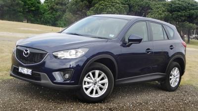 2012 Mazda CX-5 Maxx Sport Petrol AWD Review