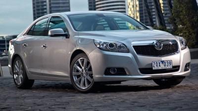 Holden Malibu On Sale In Australia From $28,490