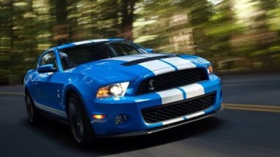 2010 Ford Shelby GT500: Now With More Muscle, Sexier Bod