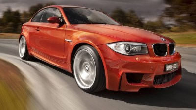BMW 1 Series M Coupe On Sale In Australia