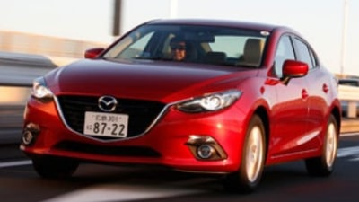 Mazda3 Hybrid first drive review