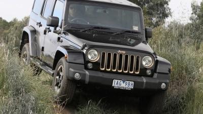 Jeep Wrangler 'Dragon Edition' On Sale
