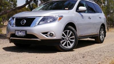 2014 Nissan Pathfinder ST-L 2WD Review