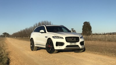 Jaguar F-Pace S 2018 she says, he says review
