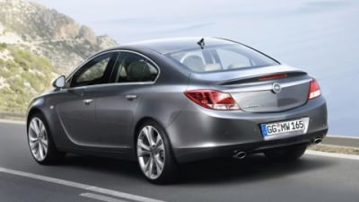 Opel Insignia revealed