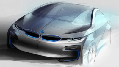 BMW i5 To Debut In MPV Form: Report