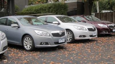 2013 Holden Malibu Review