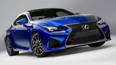 Lexus RC F Coupe: Details And Specifications On New 330kW+ M4 Fighter