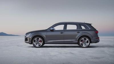2020 Audi SQ7 revealed