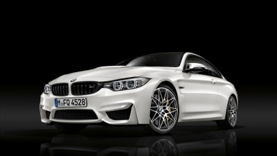 BMW Announces Competition Package Upgrade For M3 And M4 - Updated