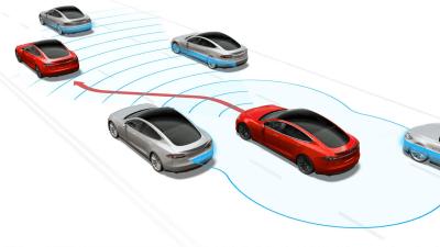 Tesla Begins Public Beta Trials Of 'Enhanced Autopilot' System