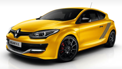 Renault Megane RS275 Trophy Revealed, Australian Debut Due Third Quarter
