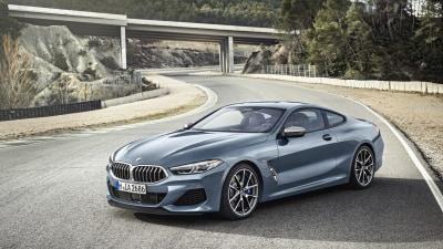 BMW 8-Series revealed