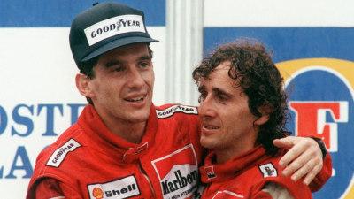 F1: Senna Wanted To Break Williams Contract - Montezemolo