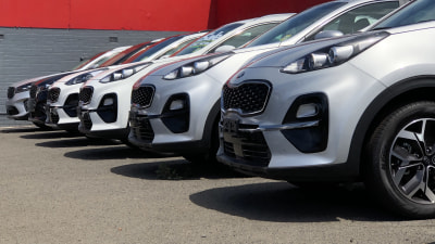 Kia poised to overtake Ford, continues to close the gap to Hyundai on the sales charts