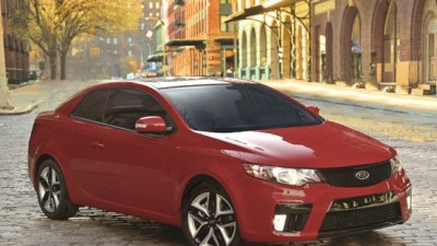 2010 Kia Cerato Koup Unveilling: Video