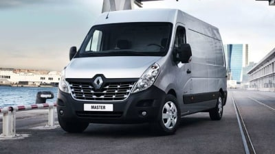 Renault Master Update Revealed: New Engines For 2014