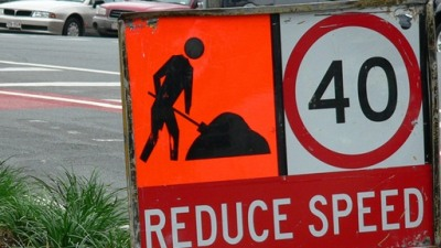 Drivers Ignoring Speed Limits At Inactive Roadwork Sites: QUT