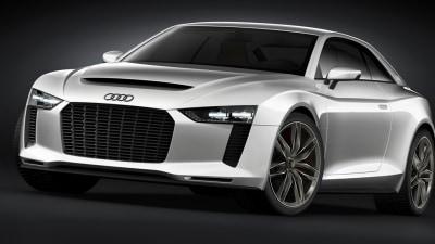 Audi To Debut Advanced Quattro Coupe Concept In Frankfurt: Report