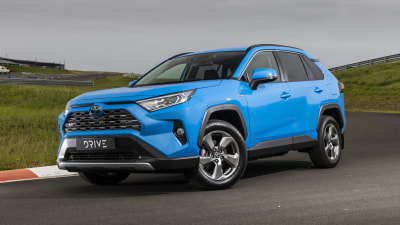 2021 Toyota RAV4 Hybrid review