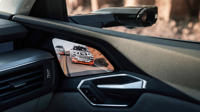 Audi e-tron to feature in-built e-tag