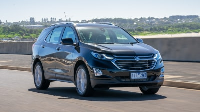 Holden Equinox LTZ-V 2019 new car review